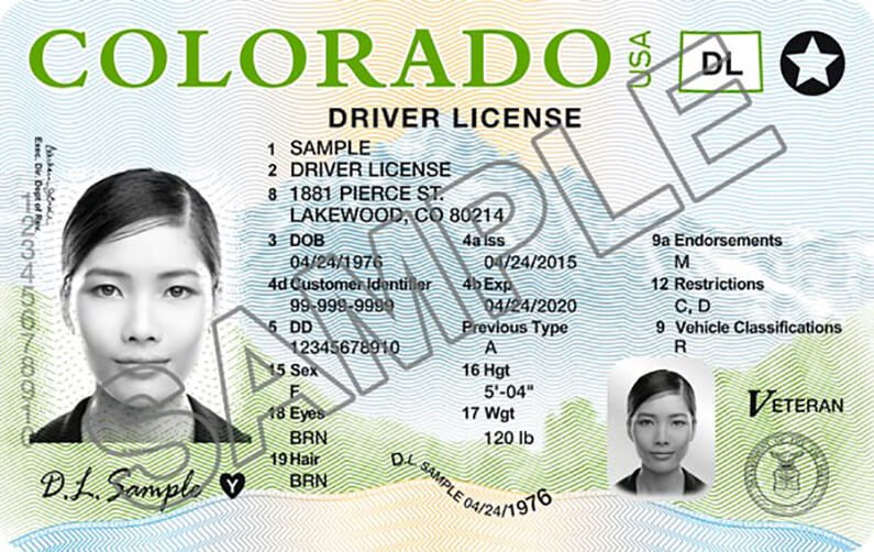 Good Drivers License